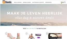 Screenshot 6deals.nl