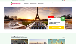 Screenshot Travelberry