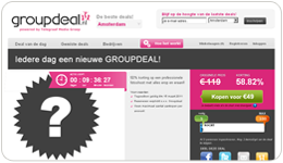 Screenshot Groupdeal