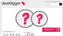 Screenshot DealDigger.nl 2