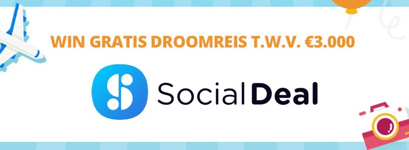 DailyDeals.nl Aanbieding website Social Deal viert 7e